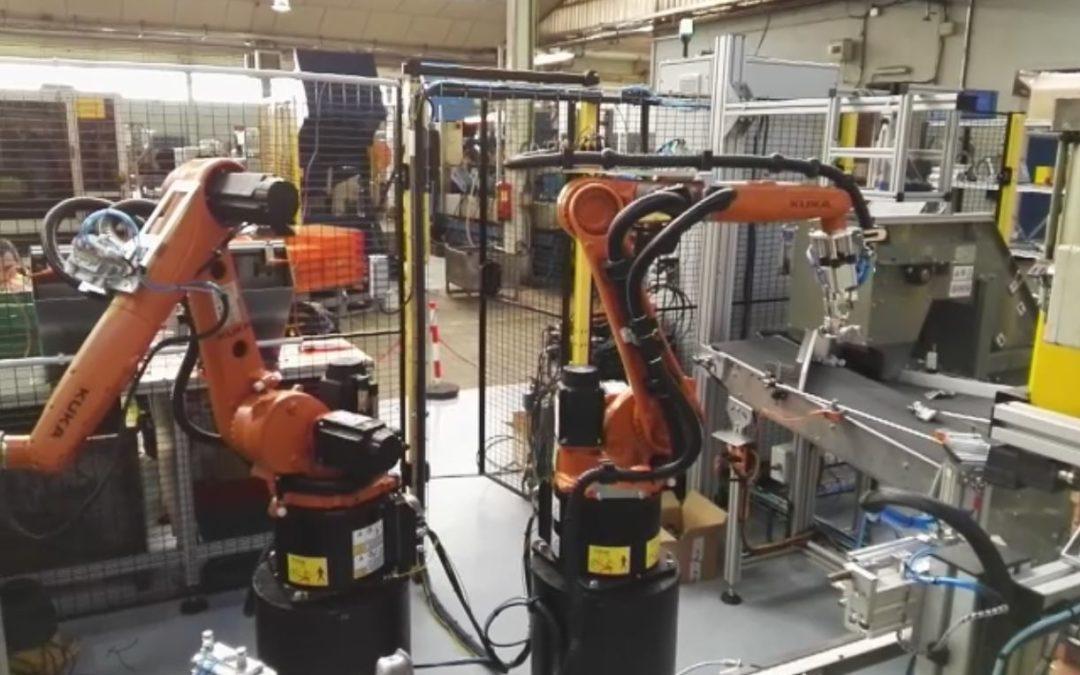 DEFTA poursuit la robotisation de ses usines.